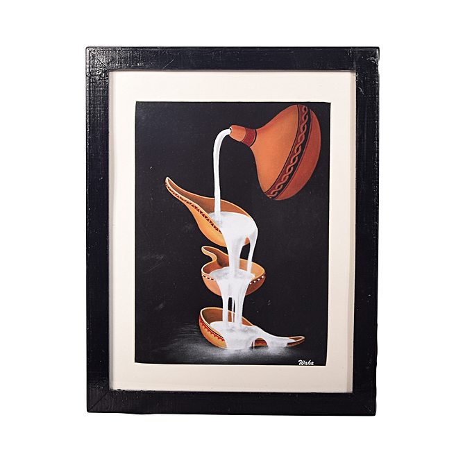 African Artwork Wall Hanging Painting