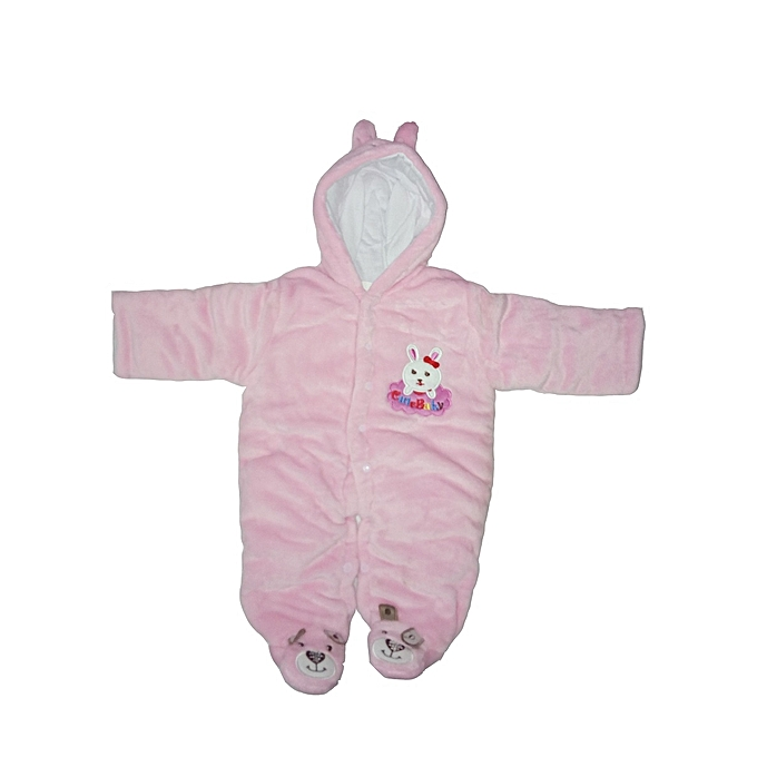 13703cc4ff37 Generic UNIVERSAL baby Boy Girl Warm and heavy Infant baby Romper ...