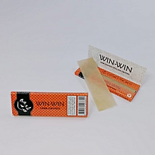 5packs Win Brown Regular-size Rolling Papers