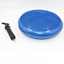 TG503 Inflatable Massage Cushion Thickened Anti-explosion Yoga Balance Ball Yoga Balance Pad Balance Training Device