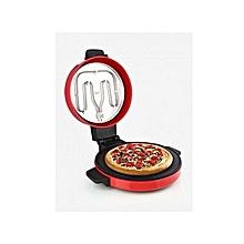 Pizza Maker/Arabic Bread Maker - Red