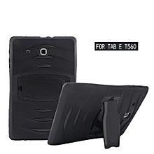 Heavy Duty Hybrid Military Armor Case Cover For Samsung Galaxy Tab E 9.6 SM-T560
