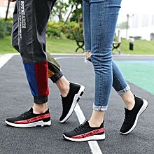 Athletic Running Shoes Knitting Sneakers Casual Shoes