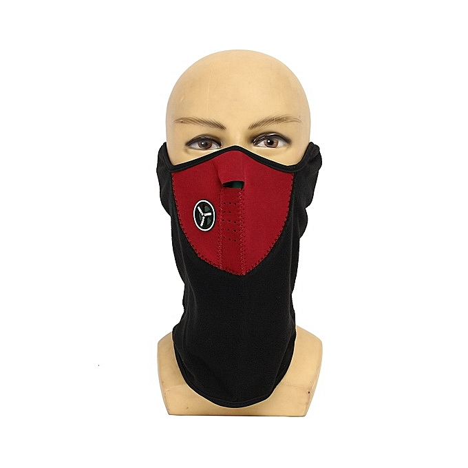 Fashion Universal Motorcycle Neck Ski Snowboard Bike Warm Face Mask ... 761bf98a7f8