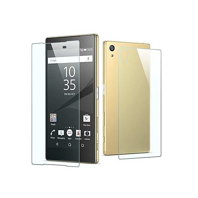 ... Mr.northjoe® Front And Back Tempered Glass Film Screen ProtectorFor Sony Xperia Z5 Premium