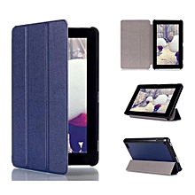 Tri-Fold Leather Stand Case Cover For Amazon Kindle Fire 7inch 2015 DB