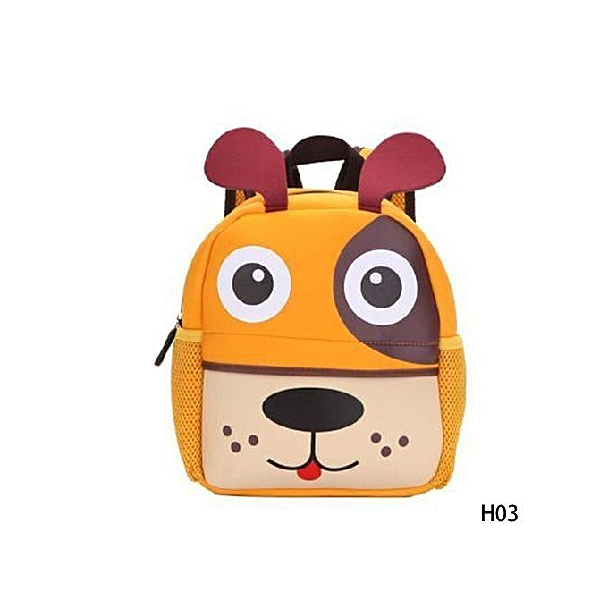 c49c21846534 Baby Toddler Kids Child Mini Cartoon Animal Backpack Schoolbag Shoulder Bag