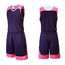 9c80e7927 Children Boy And Men  039 s Customized Basketball Team Sports Jersey Uniform -Purple