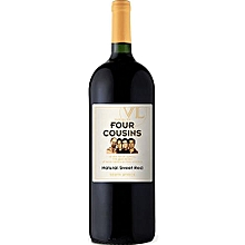 Wine Red Four Cousins -  750 ML