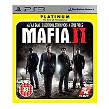 PS3 Game Mafia 2 Platinum