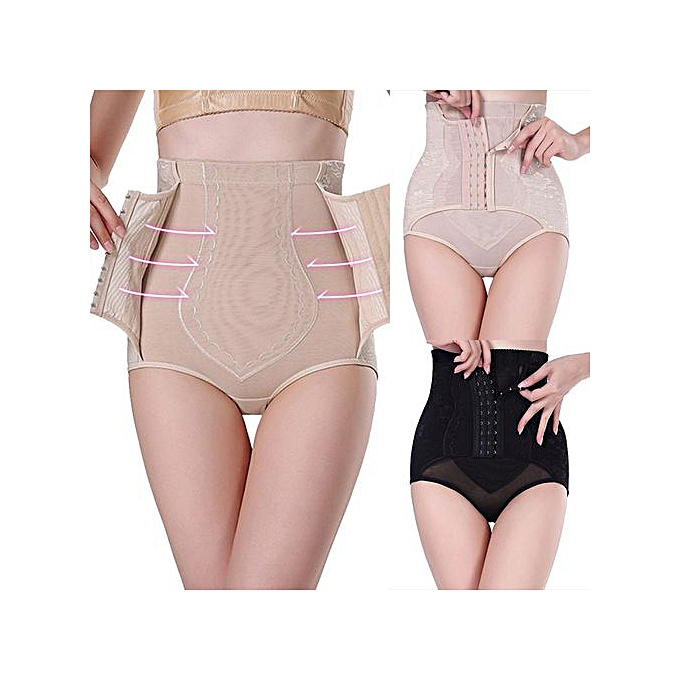 latest design Discover factory outlet High Waist Trainer Control Panties Body Shaper Tummy Girdle Slimming Briefs