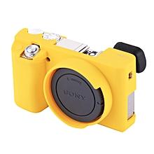 PULUZ PU7107 Soft Silicone Protective Case for Sony ILCE-6000 DSLR Camera