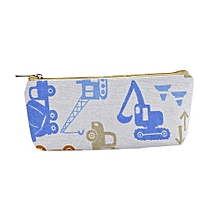 Creative Simple Large Capacity Student Stationery Pencil Case School