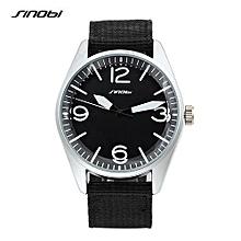 ultra slim men casual quartz watch luxury classic nylon strap mens wristwatch 2017 relojes hombre new ab2141