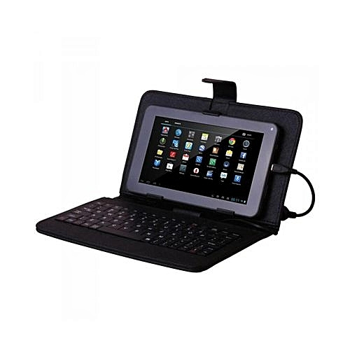 "Android 10"" Tablet Keyboard and Case - Universal USB port"