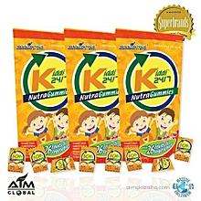 Kiddi C24/7 Nutra-Ceutical Gummy