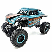 Flytec SL-115A 1/14 4WD High Speed Rock Off-Road Vehicle Crawler Truck RC Car-Blue