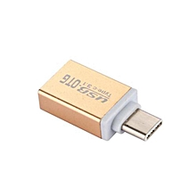 USB to USB-C Type C USB 3.1 Data Adapter For OnePlus 5 Five-AS Shown