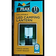 Trail Collapsible 11 LED Light Camping Lantern