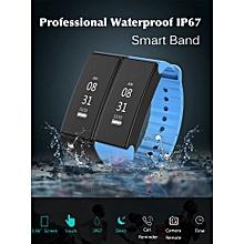 D1  Waterproof Bluetooth Wrist Smart Watch sport Bracelet  Sleep Tracker