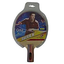 Table Tennis Bat Gale Short Handle: St111: Super-K
