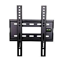 """Wall Bracket for 14"""" to 42"""" TV - Black"""