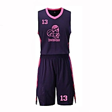 New Customized Students Men's Basketball Team Casual Sport Jersey-Dark Blue(JL-823)