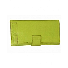 Green Classic Ladies Wallet