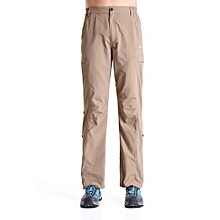 Men Casual Sports Pants - Khaki
