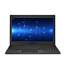 "ASUS P2440UQ7200 Notebook 14.0"" 4GB RAM + 500GB HDD Windows 10 Fingerprint Recognition Front Camera Bluetooth 4.1 - BLACK"
