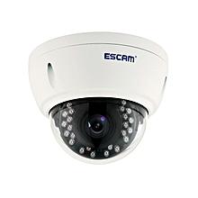 ESCAM Dome QD420 H.265 IP IR Camera 4MP Night Vision Outdoor Surveillance Camera Onvif P2P CCTV UK