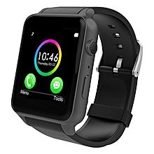"GT88 - 1.54"" Smart Watch Phone 300mAh Anti-lost Heart Rate Monitoring - Black"