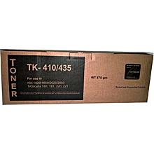 Toner TK 410 / 435 cartridge for Km 2050, KM 1635, TaskAlfa 221