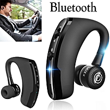 V9 Wireless Bluetooth Headset Microphone Voice Control