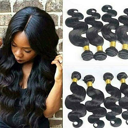 Princess Hair Collections 100% Human Hair Peruvian Body Wave Weave