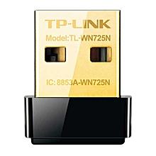 TL-WN725N Wireless Adapter Nano USB Adaptor - Black
