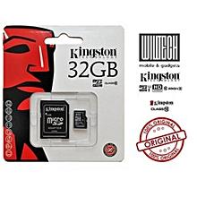 Kingston 16/32/64/128GB Micro SD Memory Card Class 10 (16GB) LJMALL