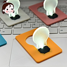 Ultra-thin card light LED card light wallet lamp small night light portable lamp business card lamp