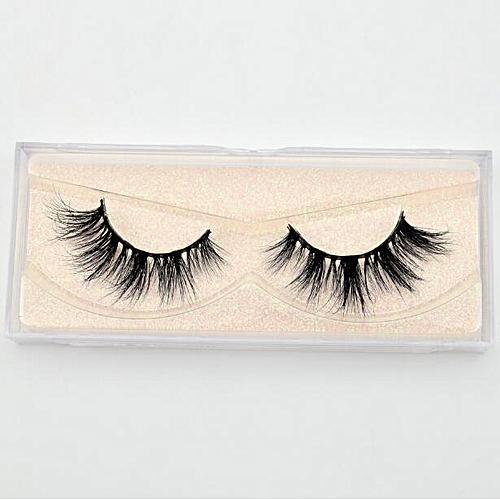 e33f2e935b3 Generic Mink Lashes 3D Mink Eyelashes 100% Cruelty free Lashes Handmade  Reusable Natural Eyelashes Popular False Lashes Makeup(visofree E10)