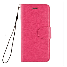 PU Leather Smart Phone Full Protective Cover Case Suitable For iPhone7
