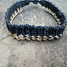 Black Chained Choker