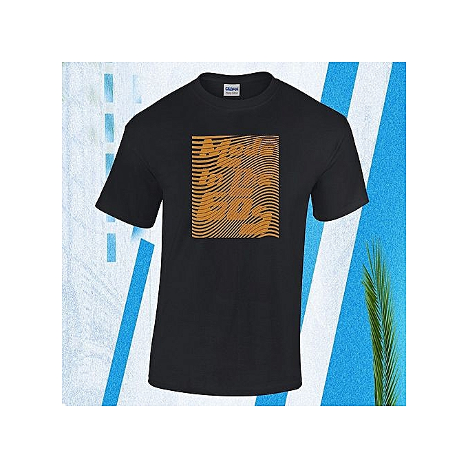Made In The 60s Sixties Birthday Decade Trippy Type 50th Graphic Mens T Shirt Cool