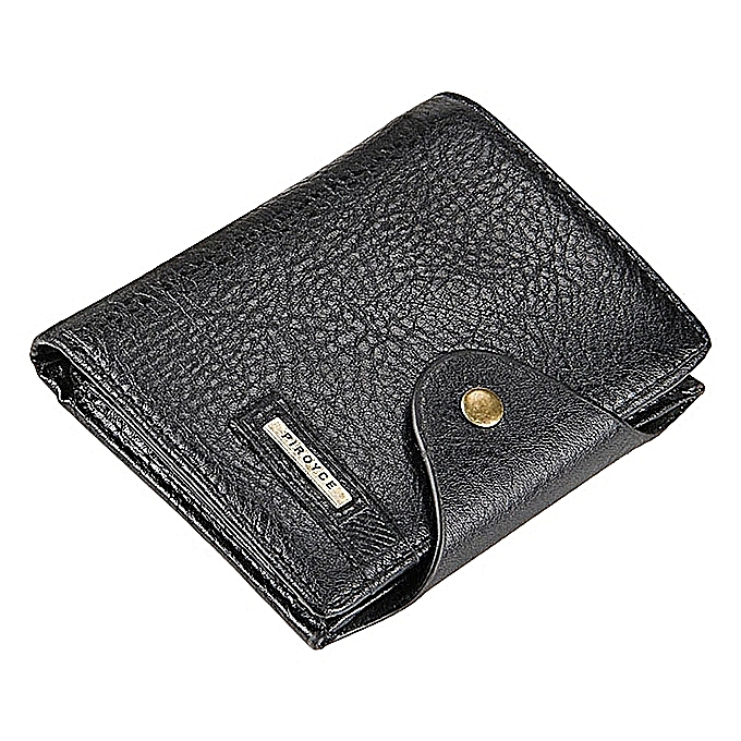 c43d82200 Leather RFID Blocking Bifold Wallet For Men#1