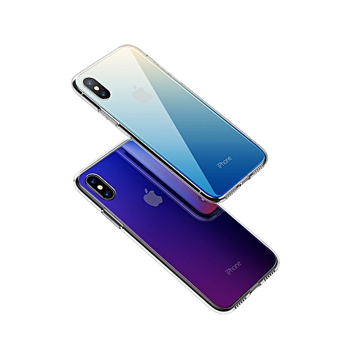 best service ca522 006a3 TORRAS iPhone X Phone Case Shockproof 9H Scratch-resistant Glass  Case____IPHONE X____red
