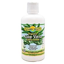 Organic Aloe Vera Unflavored Juice - 946ml
