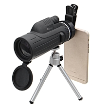 10x42 Travel Mini HD Monocular Telescope Pocket Zoom Lens Outdoor Gear + Tripod