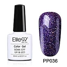 10ml UV/LED Gel Nail polish-Purple series (PP036)