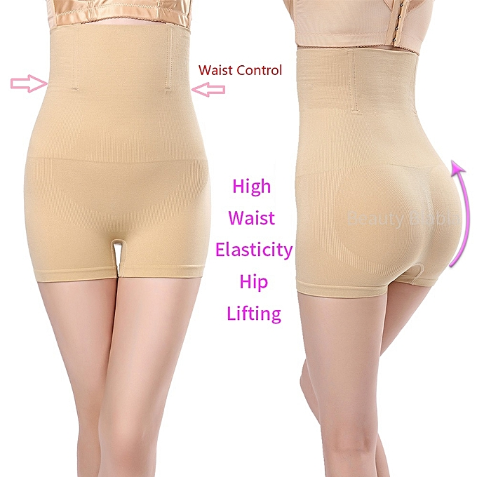 79bc5452a Fashion Hip Lifter Women Body Shaper Panties Tummy Belly Control ...