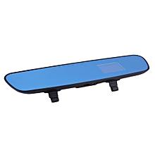 1280*720HD 2.4' Car DVR Mirror Recorder Camera Video Dash Cam Rear View