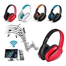 Enjoy KOTION B3506 Wireless Bluetooth Foldable Headset casque Sport Stereo HiFi Headphones with Mic for PS4 Tablet PC Gamer